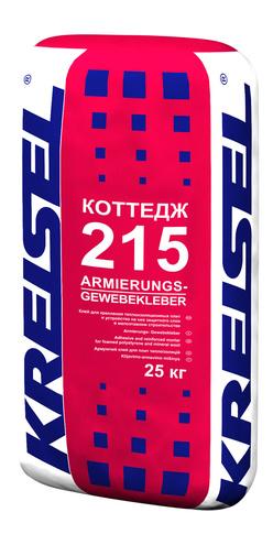 Клей для минваты и пенопласта ARMIERUNGS-GEWEBEKLEBER 215 (коттедж) Kreisel